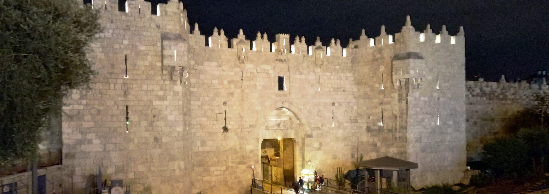 Inspiration Tours - Jerusalem - Holy Land